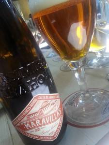 cerveza casimiro mahou maravillas